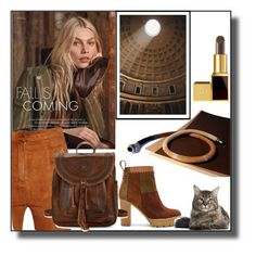 """Fall in Rome!"" by colchico ❤ liked on Polyvore featuring See by Chloé, Balmain and Patricia Nash"