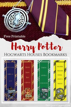 FREE Harry Potter Printable Bookmarks Making Reading more magical with these Free Printable Harry Potter Hogwart's Houses Bookmarks. Perfect for any Harry Potter fan! Harry Potter Nails, Harry Potter Food, Harry Potter Cosplay, Harry Potter Shirts, Harry Potter Houses, Harry Potter Birthday, Hogwarts Houses, Harry Potter Memes, Harry Potter Hogwarts