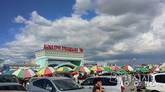 몽골 수도의 조용한 시장 '나란툴(Naraantuul)'