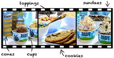 Ice cream catering could be fun!  Ben & Jerry's Catering Options