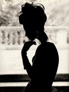 Christy Turlington For Vogue Italia Photographer Steven Meisel