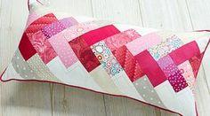 Friendship Braid Pillow. What could be a better gift to a dear friend than a pillow with a friendship braid. #pillow #DIY