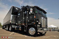 Kenworth cab over Show Trucks, Big Rig Trucks, Old Trucks, Pickup Trucks, Mudding Trucks, Custom Big Rigs, Custom Trucks, Freightliner Trucks, Peterbilt