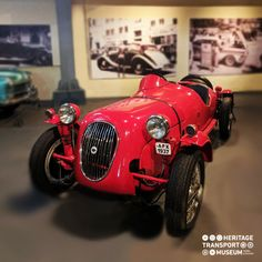 Lancia Astura Racing Special is among the most significant historic racing vehicles, produced between 1931-39!  #HeritageTransportMuseum #TransportMuseum #VintageCars #VintageCollection #WeekendGetaway