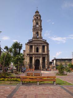 Templo San Jose de Gracia Las 7 Parroquias más bellas de Guadalajara