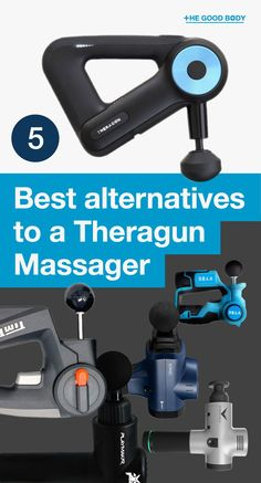 Best Theragun Alternative in 2020 Options for Any Budget) We've scoured the market and shortlisted five of the best percussion massage products, comparing their features with the three latest Theragun devices. Natural Pain Relief, Back Pain Relief, Stress Relief, Wellness Tips, Health And Wellness, Massage Products, Fast Weight Loss, Fat Fast, No Equipment Workout