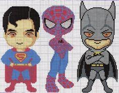 Adorable Super Heroes