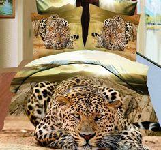 Best of The Best Cheetah Print Bedspread