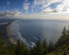 oregon coast whale-watching spots