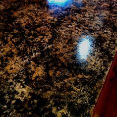 Redo of countertop using Giani Granite Countertop Kit Gianiganite.com
