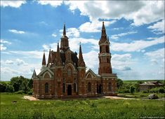 lipetsk oblast | Lipetsk oblast, Russia Gothic church view