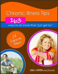 FREE Chronic Illness Tips eBook with IDA Founder - Invisible Disabilities Association - IDA
