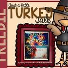 This fun and whimsical writing craftivity will encourage your kids to create non-fiction writing pieces about turkeys!  Craftivity templates and writing paper included!  Enjoy!  THanks!  Cara Carroll The First Grade Parade