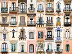 Barcelona, ventanas del mundo