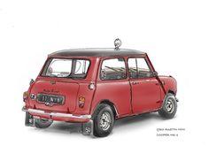 Austin Mini Cooper MK1 1962
