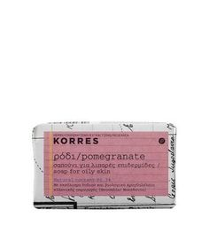 Korres Face and Body Pomegranate Soap for Oily Skin 125 gr