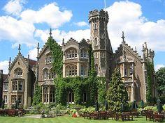 Oakley Court, Berkshire, England (1859)