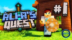 "Minecraft - Ali-A's Quest #1 - ""BRAND NEW START!"""