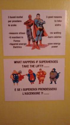 Super heróis/ Firenze- IT 01/2016