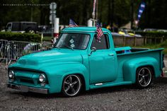 Ford F100 by Christophe descampeaux on 500px