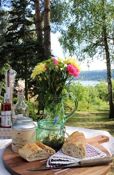 Bella Rose: Dekorujeme / Letní grilování na chatě