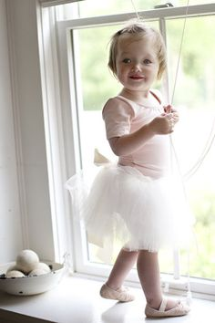 I think my little girls closet is going to be filled with tutus,I just love them.ha.