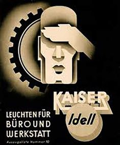 Art Deco, Kaiser, Flyer, Vintage Lamps, Chevrolet Logo, Old Things, Objects, Lights, Etsy