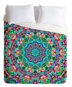 Lisa Argyropoulos Inspire Oceana Fleece Duvet Cover