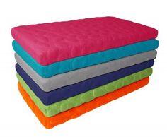 Organic Pebble Pure Crib Mattress- Multiple Colors - Cute as a Button Baby Boutique - 1
