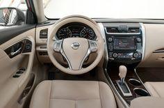 Interior Nissan Altima