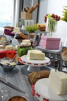 Mesa de quesos