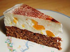 Topfen-Joghurt-Torte - My list of simple and healthy recipes Torte Au Chocolat, Pie Recipes, Dessert Recipes, Healthy Recipes, Pastry Recipes, Simple Recipes, Mousse Pie Recipe, Cake Dip, German Baking