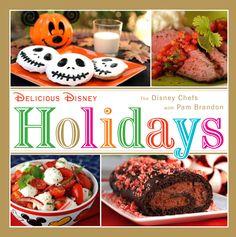 'Delicious Disney Holidays' cookbook