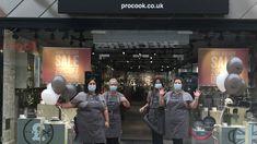 ProCook Celebrates New Glasgow Fort Store
