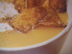 O Barriguinhas: Sopa de Abóbora com abóbora frita
