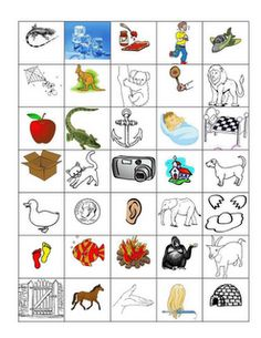 Phonics-Beginning, Medial and Initial Sounds