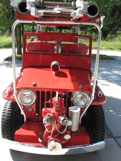 1947 Willys CJ-2A - Photo submitted by Dick Nelson.