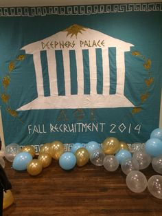 Greek goddess theme Bid Day Themes, Party Themes, Party Ideas, Greek Party Decorations, Percy Jackson, Greece Party, Greek Toga, 21st Birthday, Birthday Parties