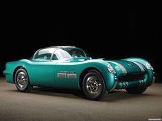 Pontiac Bonneville Concept Car 1954