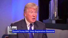 The Real Donald Trump- Jeb Bush releases ad exposing Trump as a Democrat