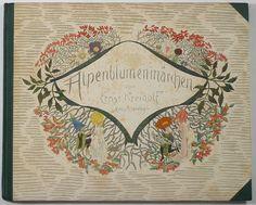 キュリオブックス 【Alpenblumenmarchen】
