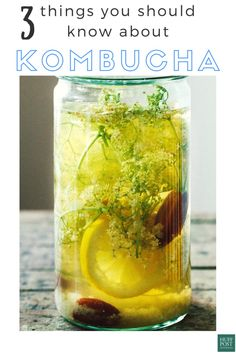 What You Should Know Before Drinking Kombucha Again.