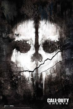 Gamer heaven - Call of Duty Ghosts Maxi Poster , $7.68 (www.gamer-heaven....)