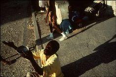 Alex Webb - Port-au-Prince. 1994.