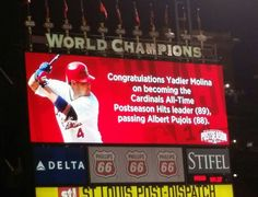 Way to Go YADI!