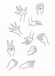 Image Result For Anime School Girl Hand Drawing Anime School Girl Girls Hand How To Draw Hands