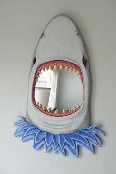 Shark - Gallery Mirror!