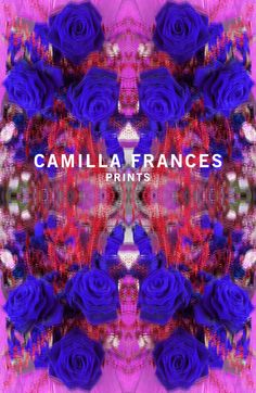Camilla Frances- this is really psycidallic and i love the reflection of it reminds me of a kalidescope