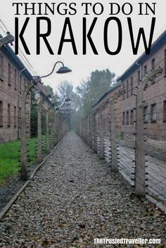 Auschwitz-Birkenau, just outside of Krakow - Things to Do in Krakow, Poland - The Trusted Traveller Europe Travel Tips, Travel Goals, Travel Destinations, Travel Guides, Travel Hacks, European Travel, Holiday Destinations, Travel Pictures, Travel Photos