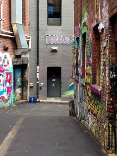 Tonka Restaurant 20 Duckboard Place in Melbourne CBD